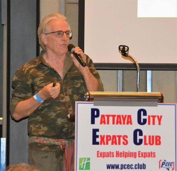 Pattaya expat club