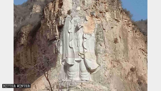 worlds-largest-cliff-carved-guanyin-statue-demolished-video-bitter-winter.jpg